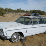 1966 Plymouth Fury Wagon