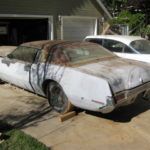 1972 Lincoln MK-V