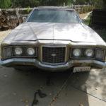 1972 Mercury Montego