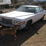 1975 Cadillac CDV2