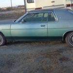 1977 Mercury Grand Marquis Coupe
