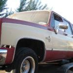 1983 Suburban 1500