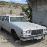 1986 Buick Electra Wagon