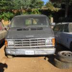 1986 Dodge Van