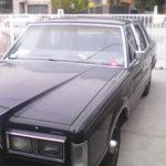 1986 Lincoln Town-Car
