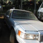 1992 Lincoln Town-Car